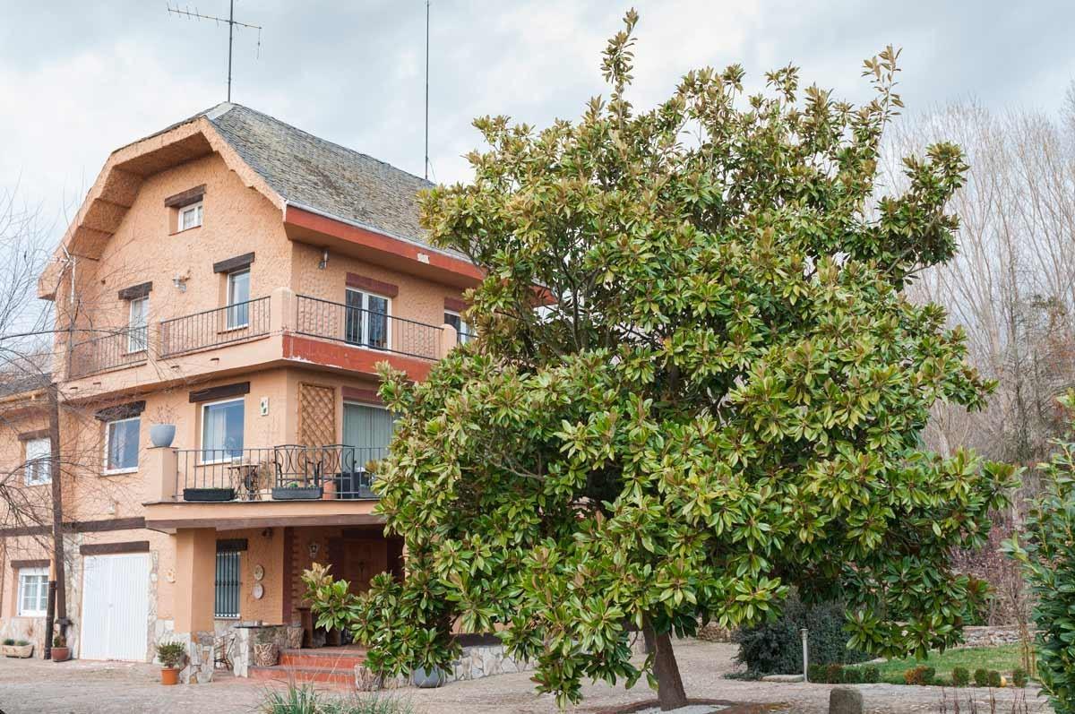 Exterior Casa Rural Molino de Villacelama