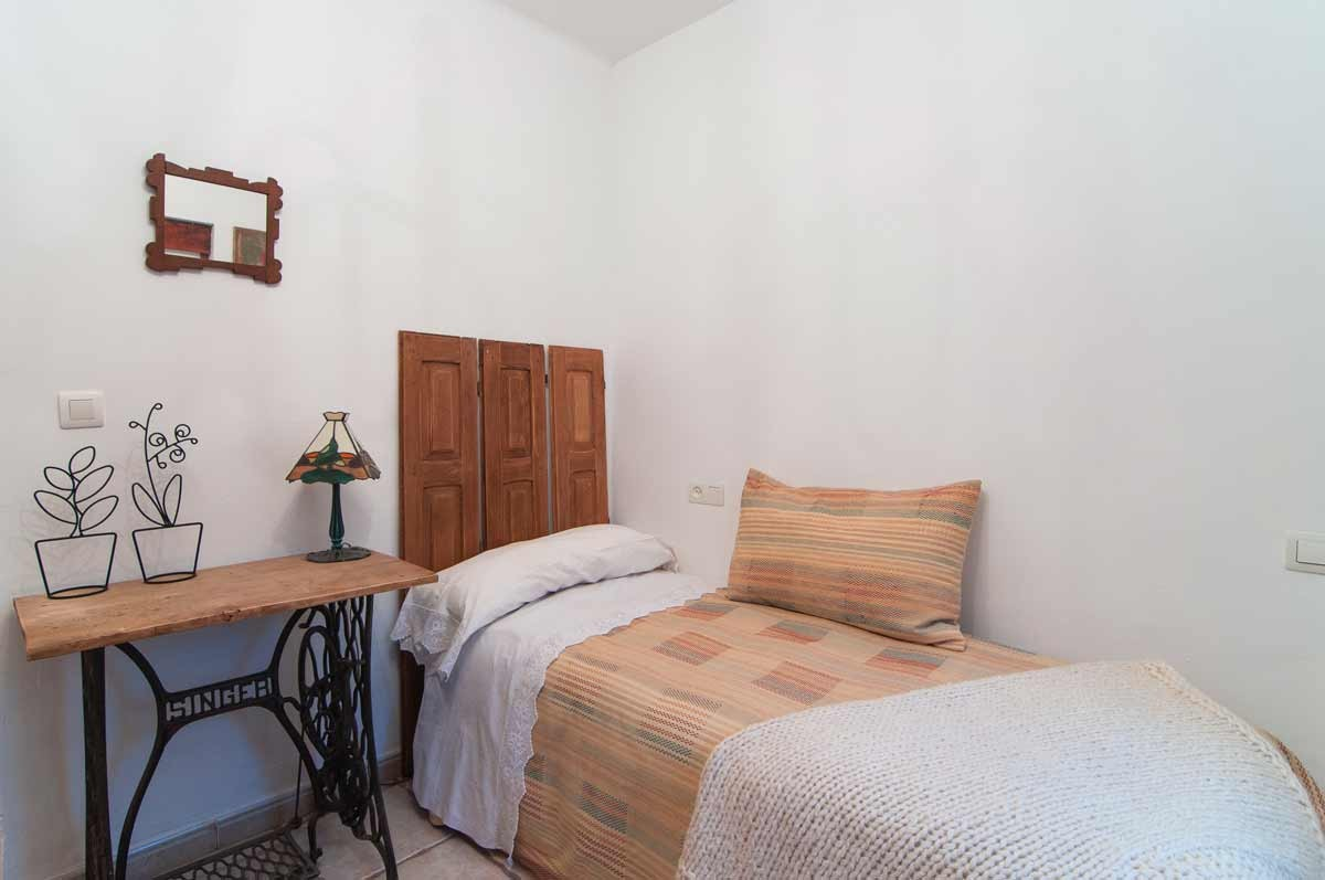 Habitación individual Casa Rural Molino de Villacelama