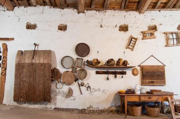 Interior Molino de Villacelama