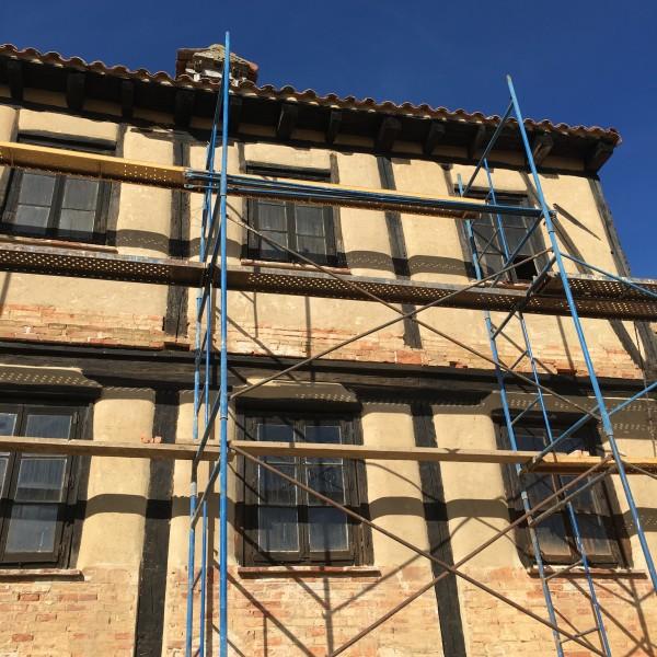 Renovando el Molino de Villacelama